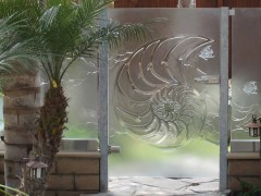 Architectural Art Glass and Metal Designs